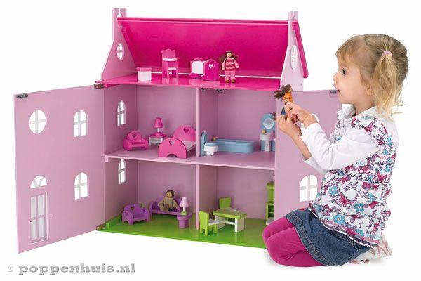 Home groot houten for Groot poppenhuis