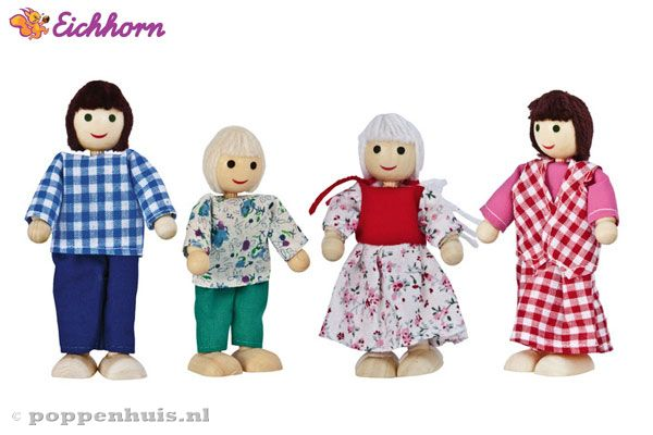Eichhorn poppenhuis poppetjes eichhorn for Poppenhuis poppetjes
