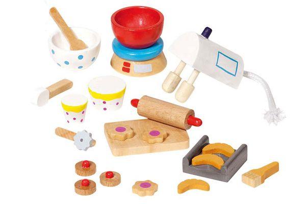 Keuken Accessoires Kinderkeuken : Goki Keuken accessoires Poppenhuis.nl