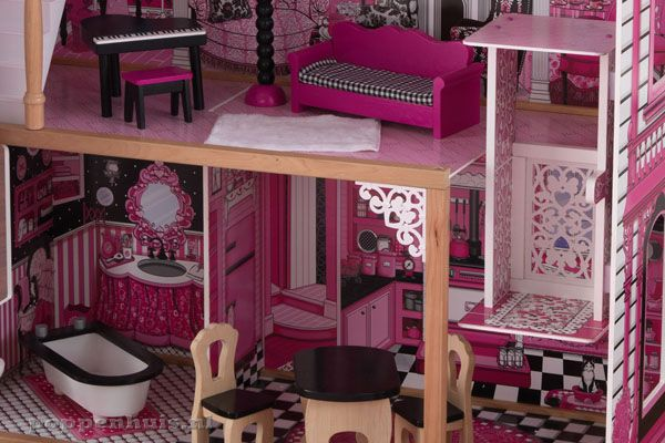 Barbie Slaapkamer Meubels : Leuke meubeltjes.