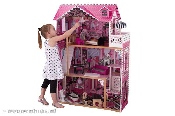 Kidkraft Amelia Barbiehuis | Gratis Verzending! Het Houten