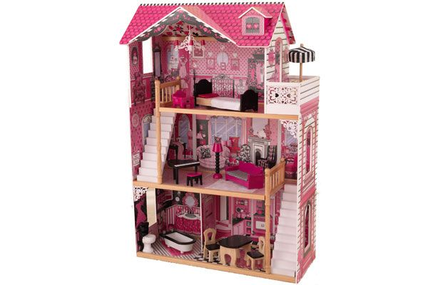 Amelia Limited Edition poppenhuis.