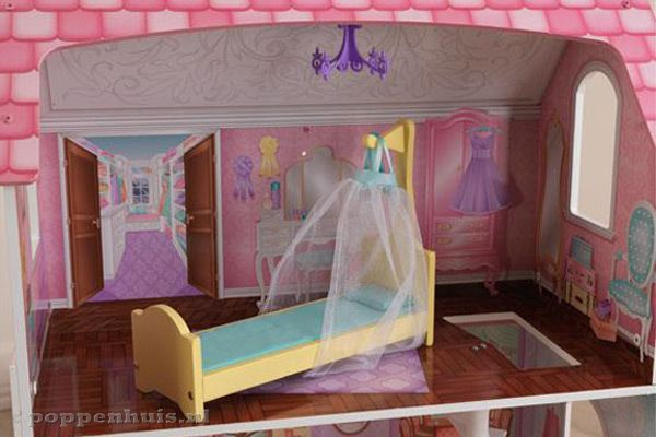 Kidkraft Keuken Pastel : Prachtig hemelbed in de slaapkamer.