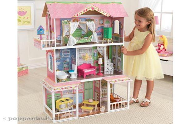 Home sweet for Poppenhuis kind 2 jaar