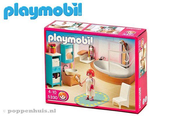 Playmobil Badkamer 5330 | Poppenhuis.nl