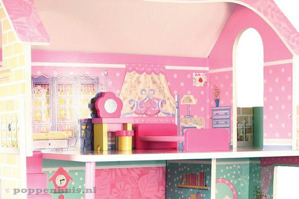 Woodtoys deluxe - Gezellige slaapkamer ...